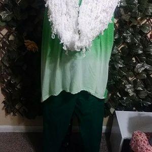 Liz Claiborne outfit suit